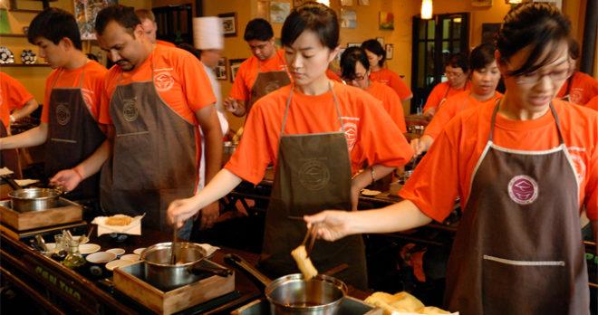Vietnam Cookery Center in Saigon