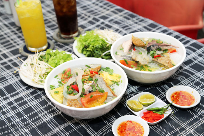 Rice Vermicelli with Jellyfish or Fish