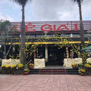 Le Gia 1 restaurant in Da Nang City