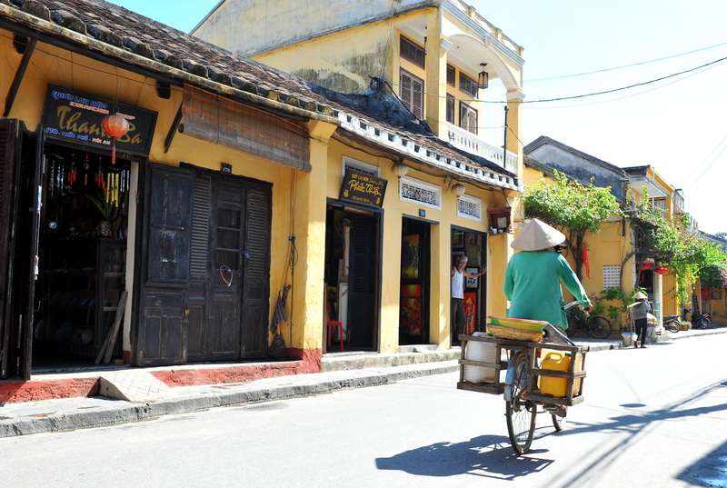 How to Get to Hoi An Vietnam