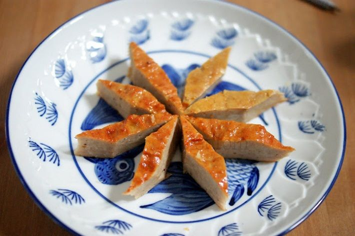 Gio Cha - traditional Vietnamese wedding reception food