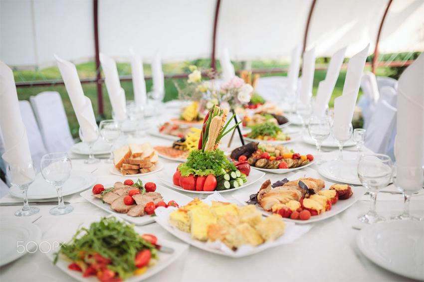 Vietnamese Traditional Wedding Food