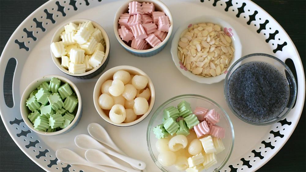 vietnam cuisine desserts