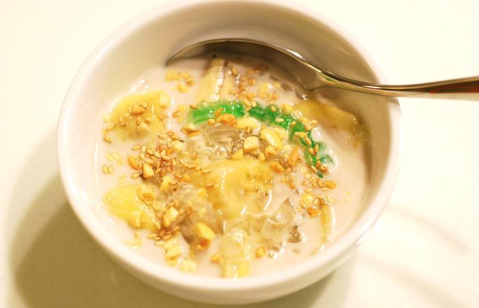 Banana sweet soup (Chè Chuối)