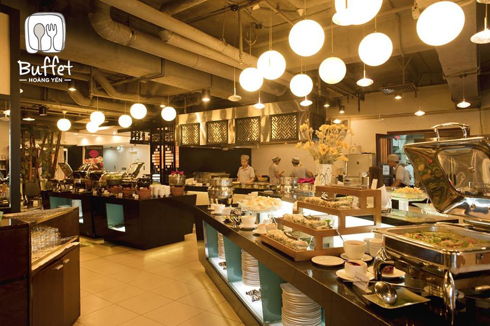 Best Buffet Restaurants in Ho Chi Minh City