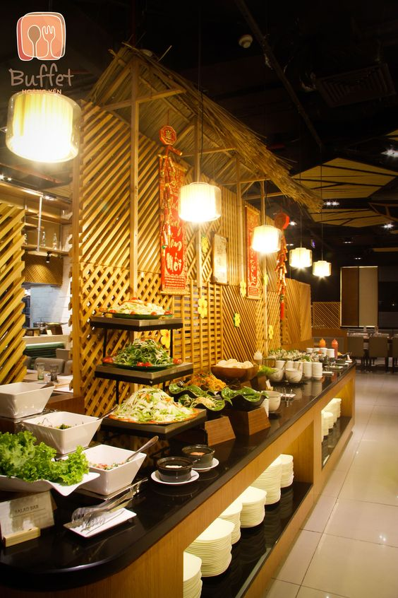 Hoang Yen is one of the most famous buffet restaurants in Ho Chi Minh City