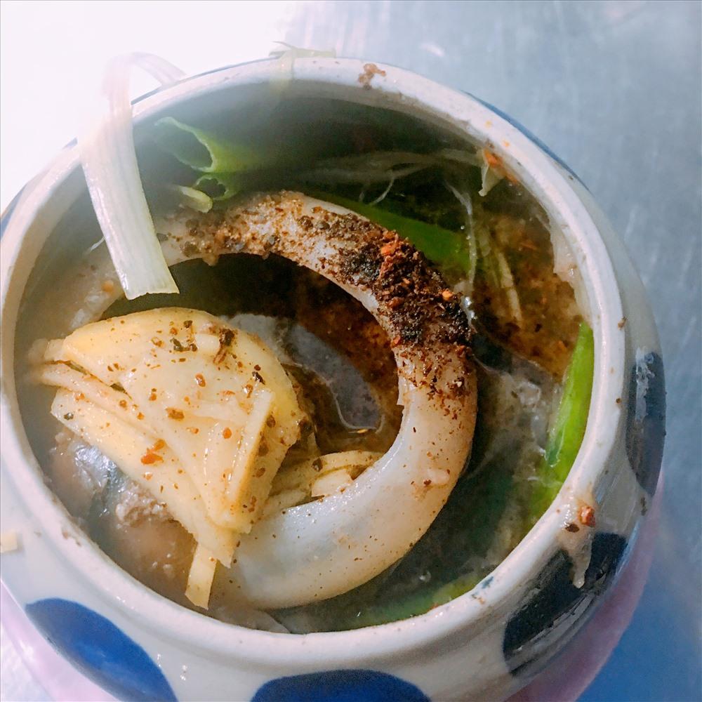 Cooked Tuna Eyes (Mat Ca Ngu Dai Duong)