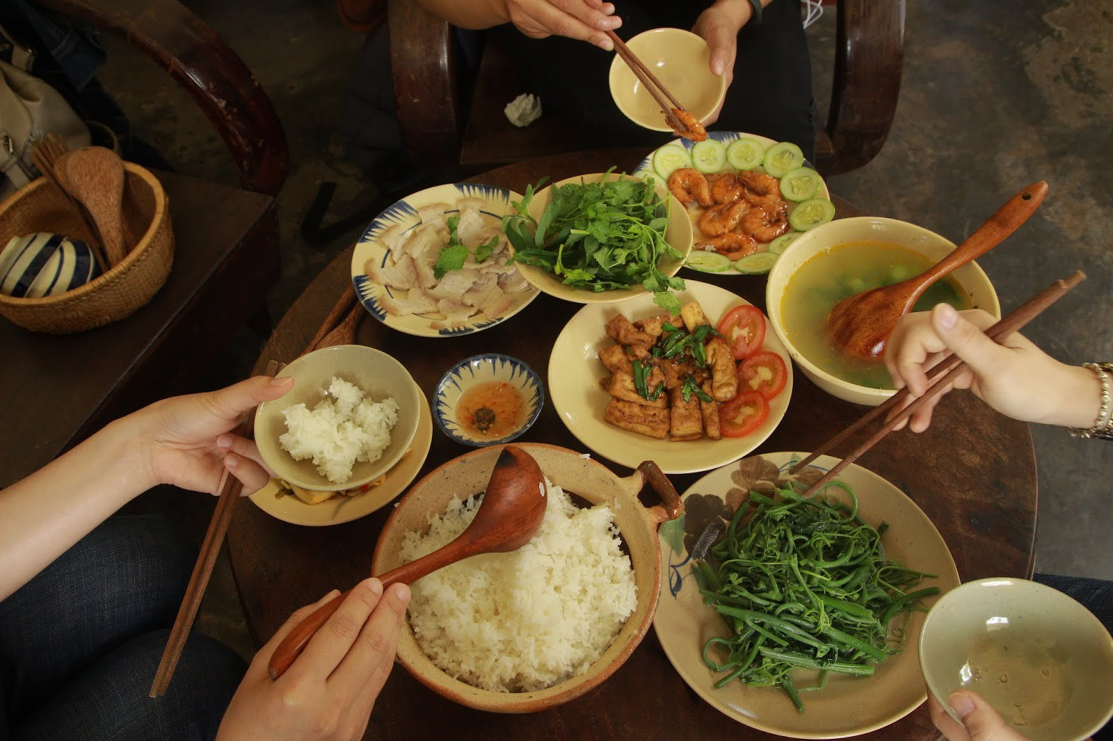 Vietnamese Eating Habits