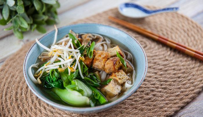Veggie Pho (Pho Chay)