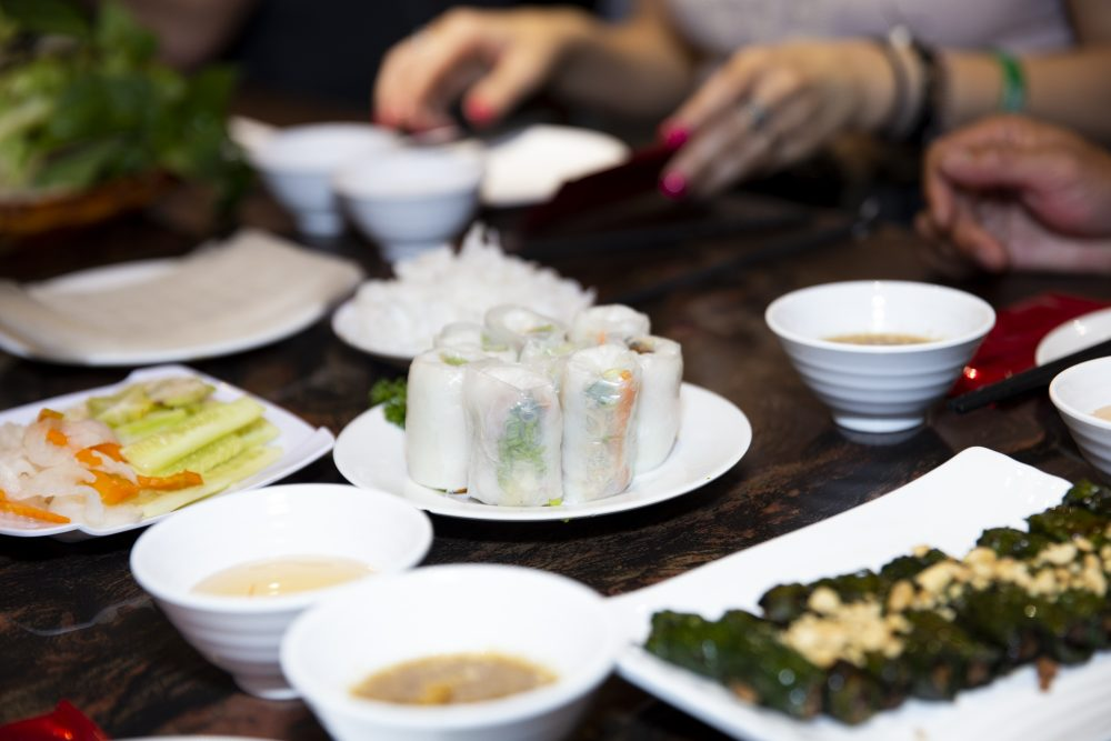 Discover Saigon street food