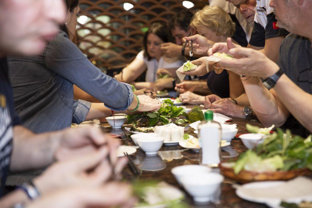 Vietnam Food Tour in 2021